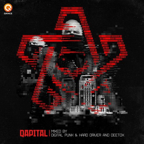 Qapital 2017 Mixed by Digital Punk & Hard Driver and Deetox