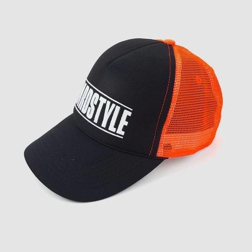 Hardstyle - Black&Orange Festival Cap