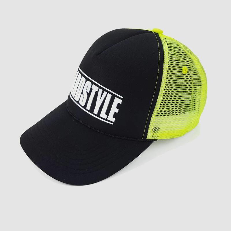 Hardstyle - Black&Yellow Festival Cap