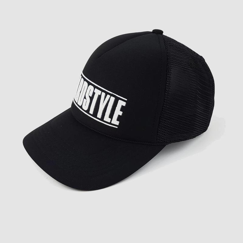 Hardstyle - Full Black Festival Cap