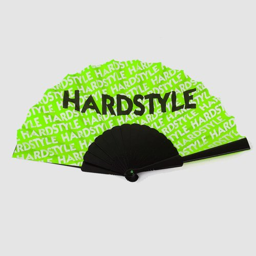 Hardstyle - Fluo Green Fan