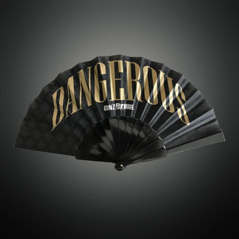 Gunz For Hire - Dangerous Fan