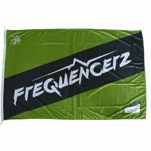Frequencerz - Green Flag