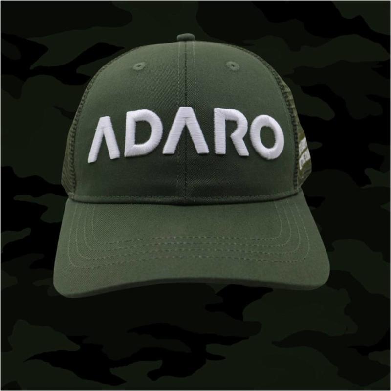 ADARO - Green Trucker Cap