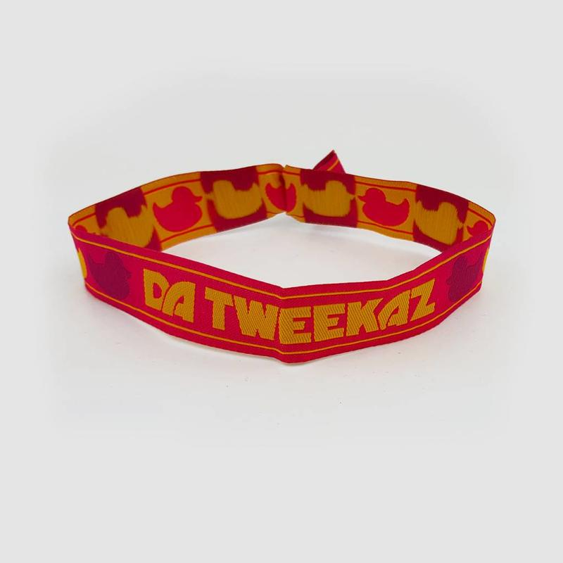 Da Tweekaz - Pink Ducks  Bracelet