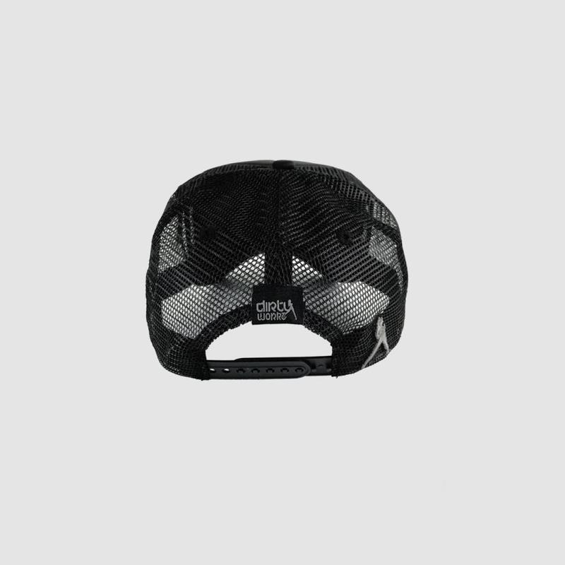 Dirty Workz - Genuine Hardstyle Cap  In Black
