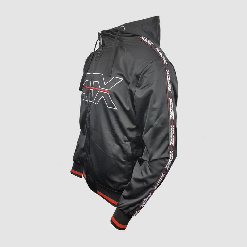 Zatox - Hooded Track Jacket