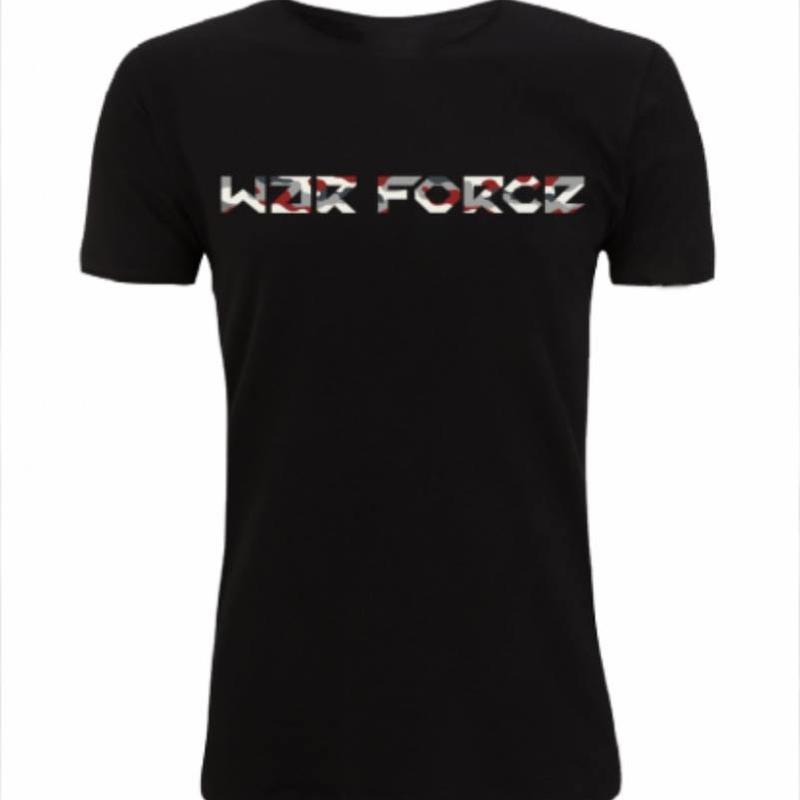 War Force - Camo  T-Shirt