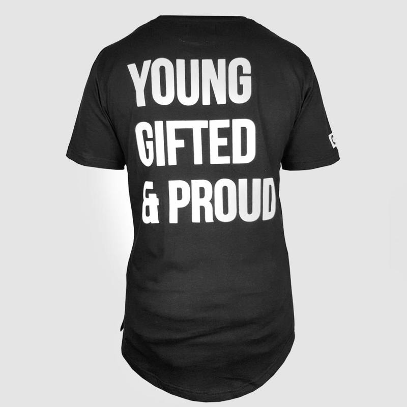 Coone - Young Gifted & Proud  T-Shirt