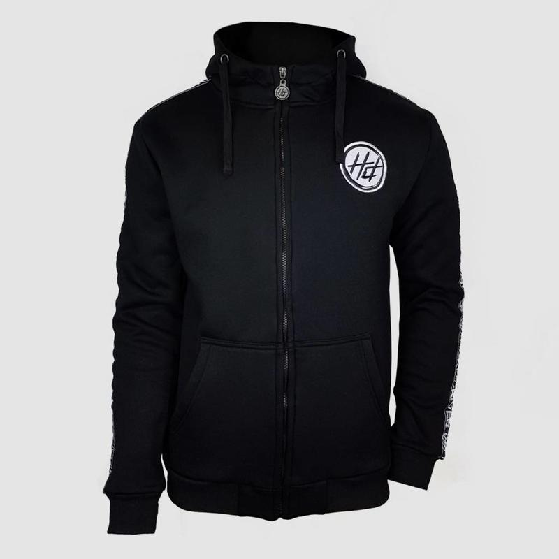 Hard Driver - 24/7 Zipped Hoody
