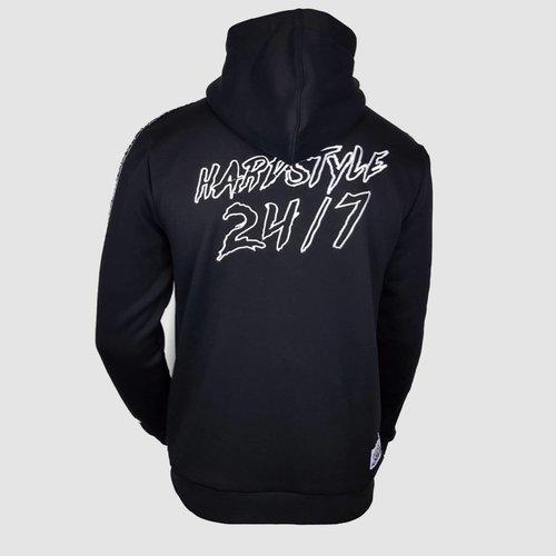 Hard Driver - 24/7 Zipped Hoody