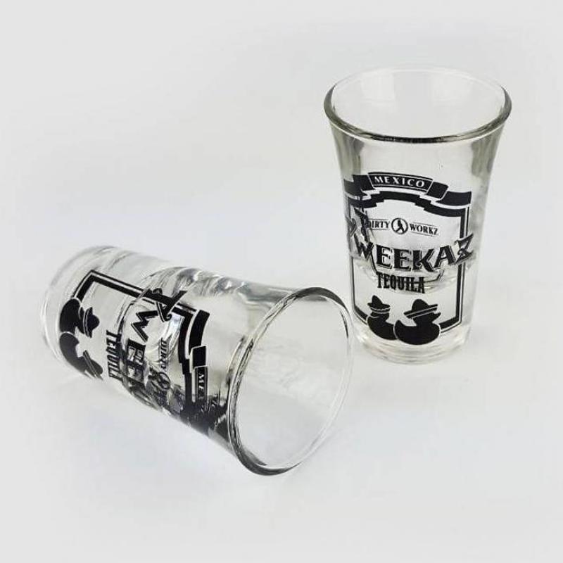 Da Tweekaz - Tequila Shotglasses