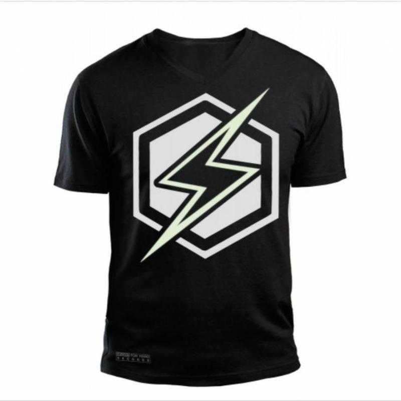Neroz - Shock Sequence  Glow In The Dark T-Shirt