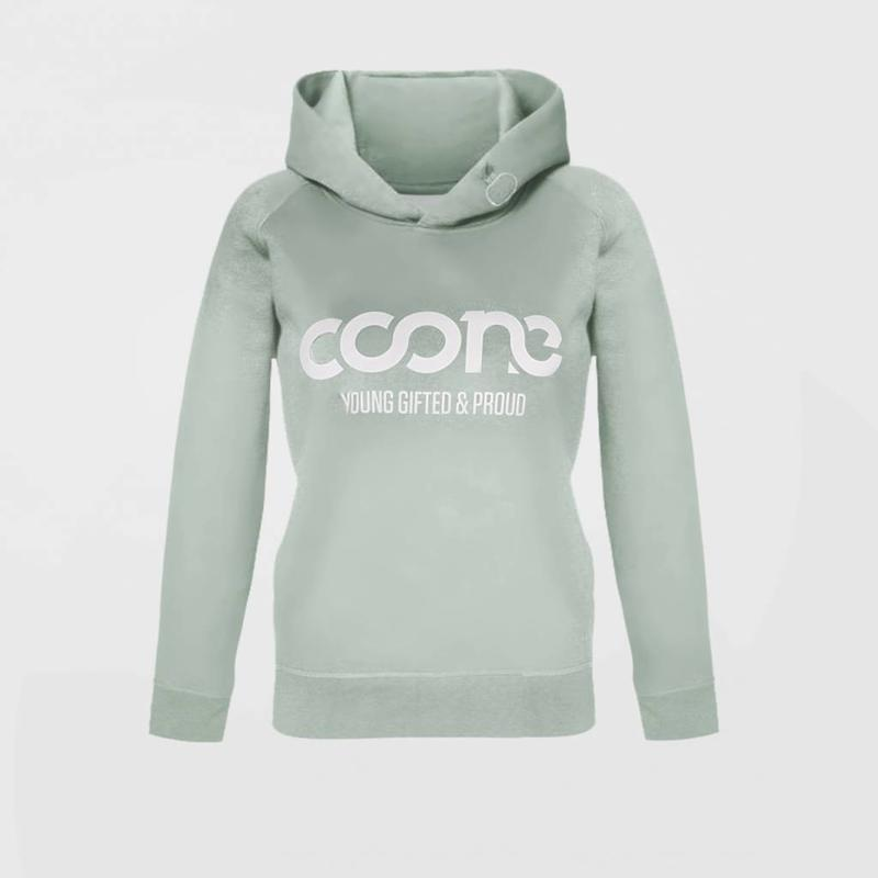 Coone - Y G & P Opaline Green Women's Hoody