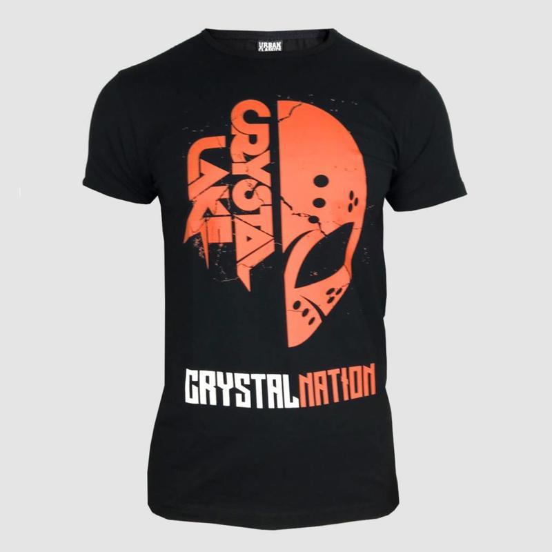 Crystal Lake - Crystal Nation T-shirt