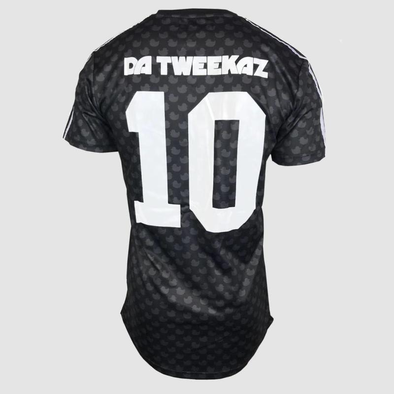 Da Tweekaz - 10 Years Soccer Shirt