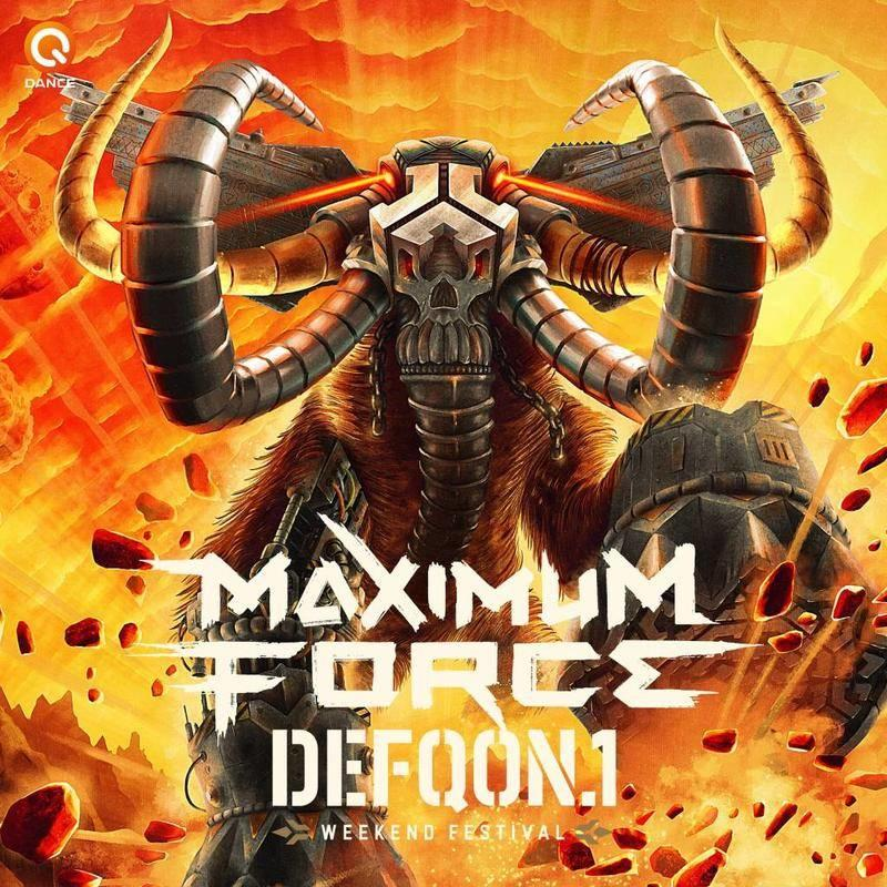 Defqon.1  Maximum Force CD