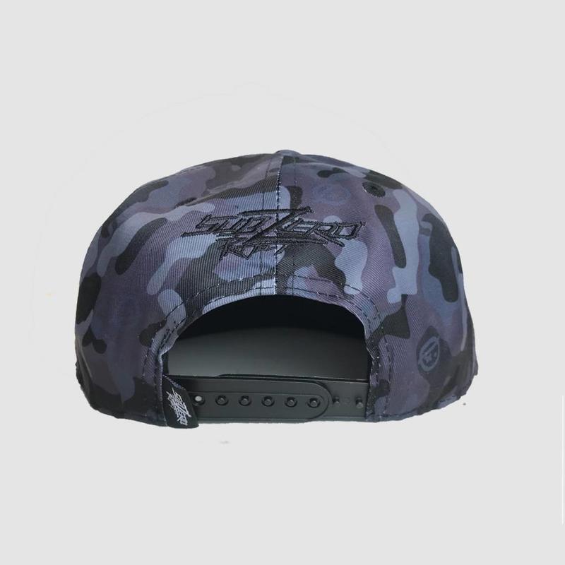 Sub Zero Project - Full Camouflage Snapback