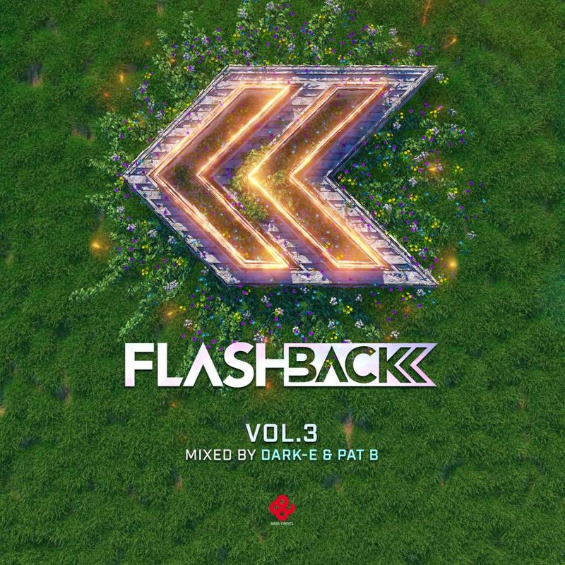 Flashback - Vol.3  Mixed by Dark-E & Pat B