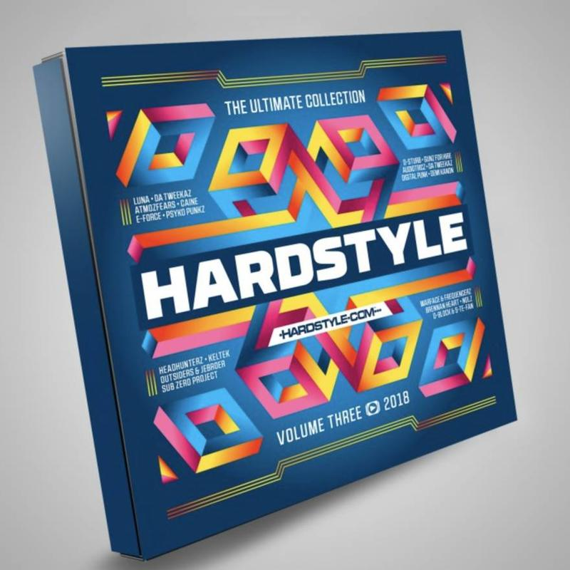 Hardstyle The Ultimate Collection - VOL.3 2018