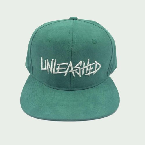 Digital Punk - Green Suède Unleashed Snapback