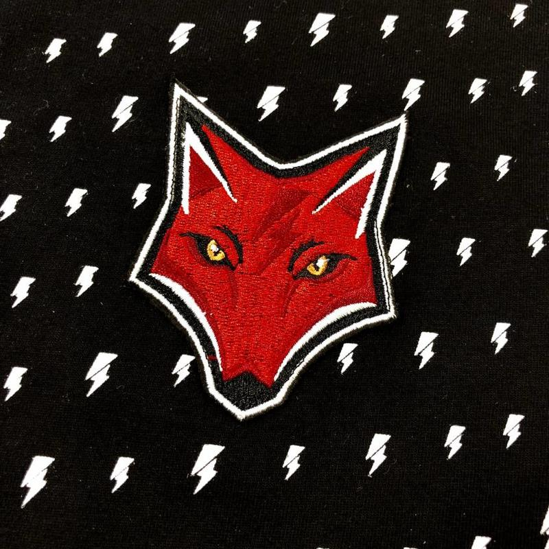 Electric Fox - ELFX Badge T-Shirt