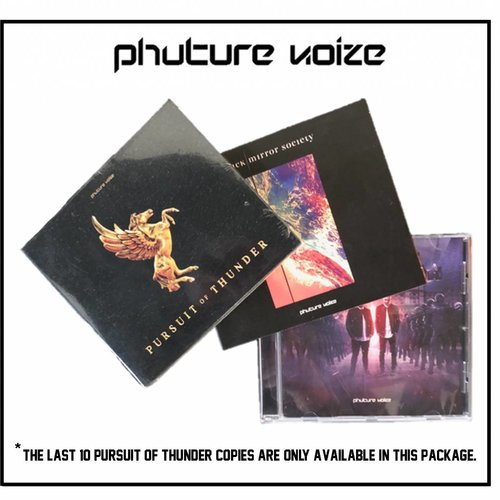 Phuture Noize - 3 CD Pack