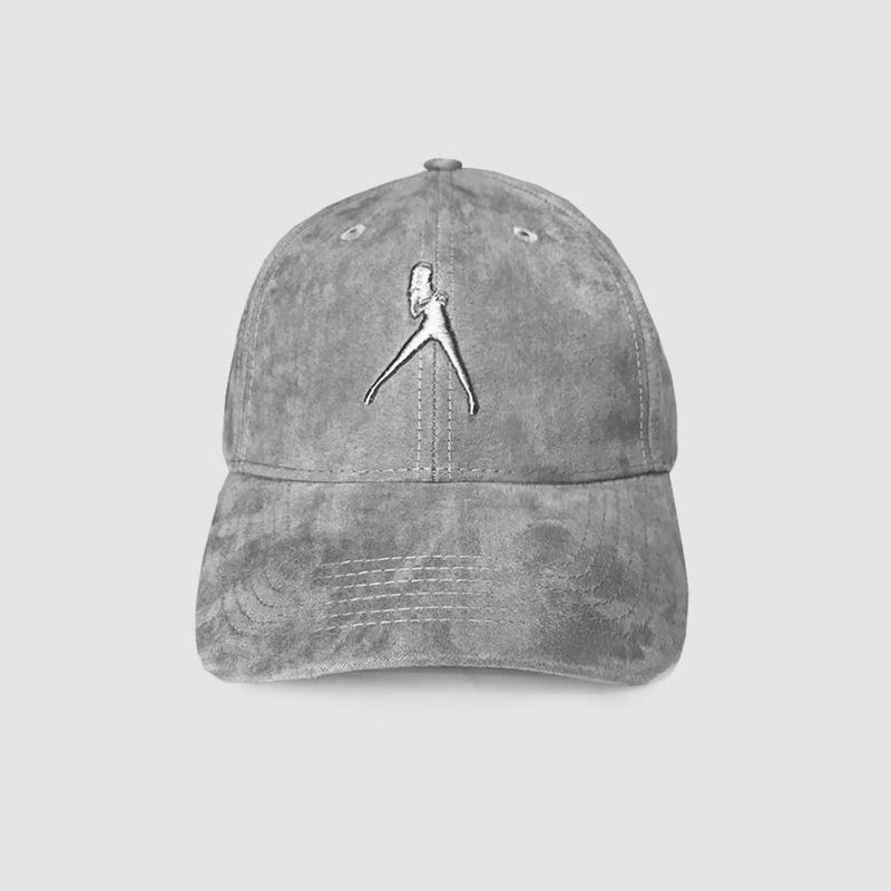 DIRTY WORKZ - ICONIC MIST SUEDE CAP