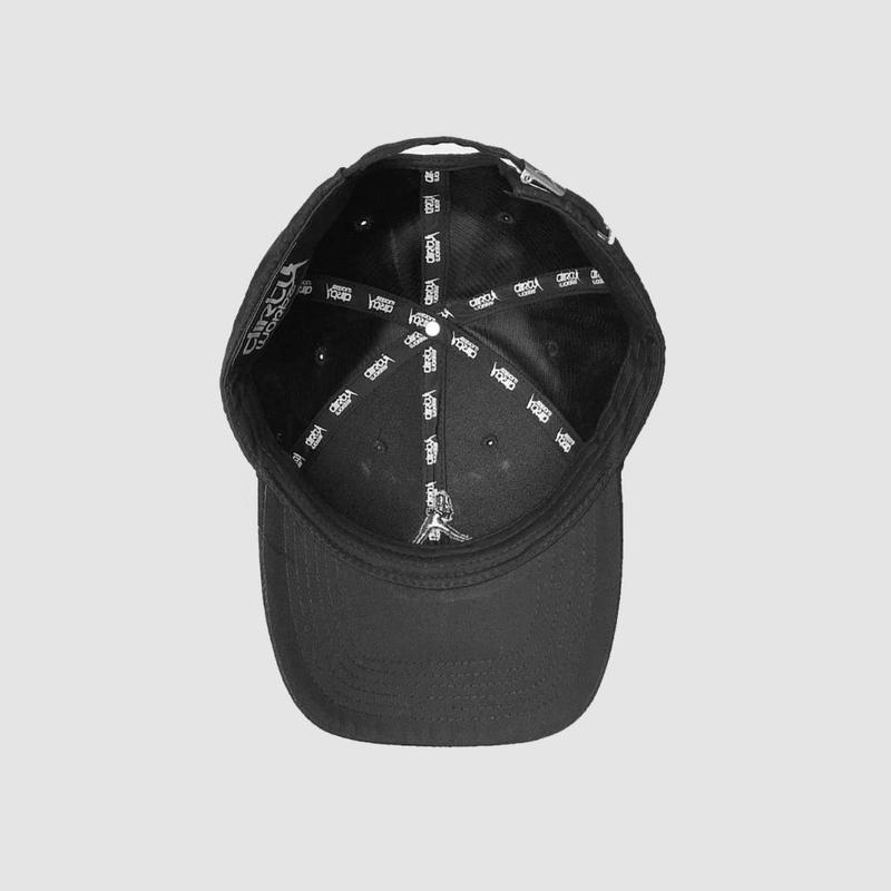 DIRTY WORKZ - ICONIC BLACK SUEDE CAP