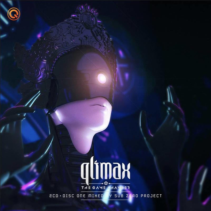 Qlimax 2018 - The Game Changer CD