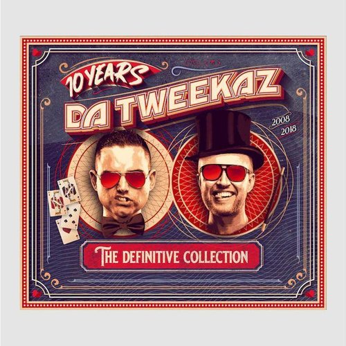 Da Tweekaz - The Definitive Collection  2CD | SOLD OUT