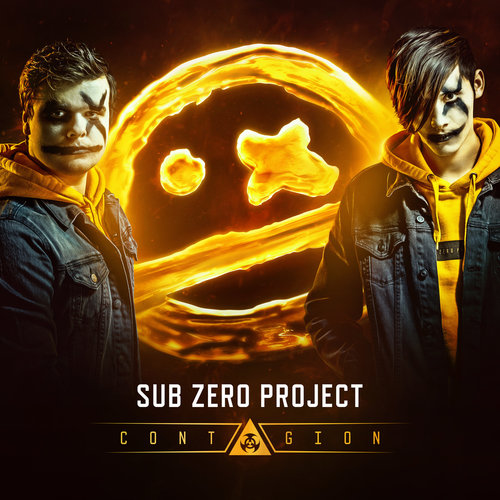 Sub Zero Project - Contagion CD