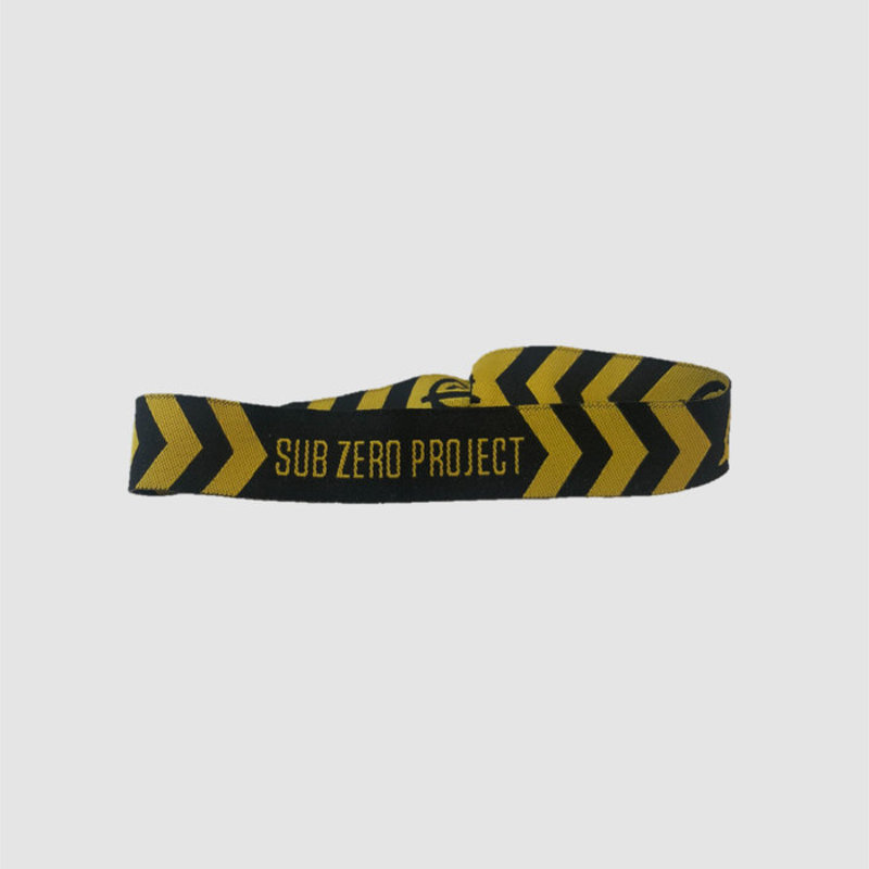 Sub Zero Project - Yellow Sign Bracelet
