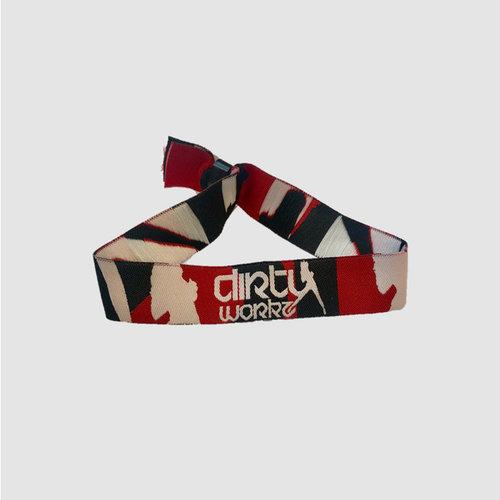 Dirty Workz - Red Avatar  Bracelet