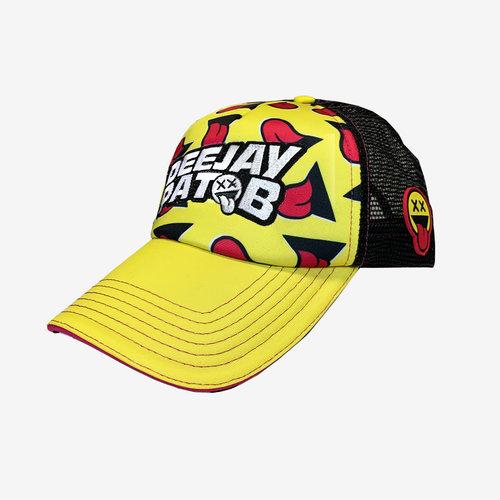 Pat B - Yellow Trucker Cap