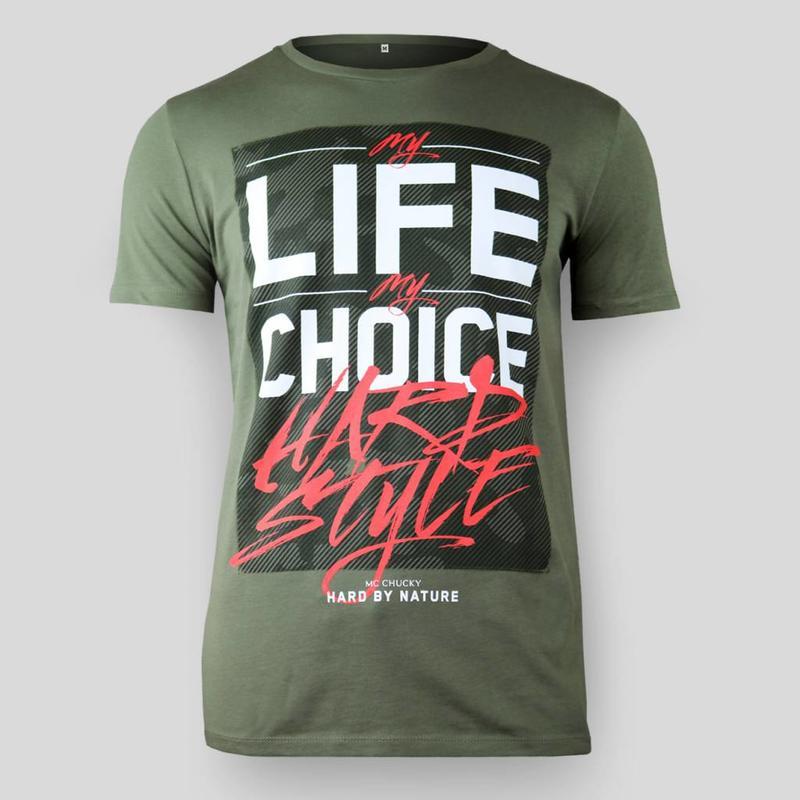 My Life My Choice T-Shirt