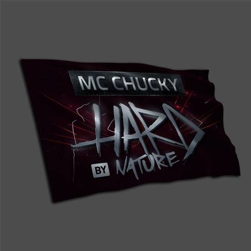 Chucky - Hard By Nature Flag