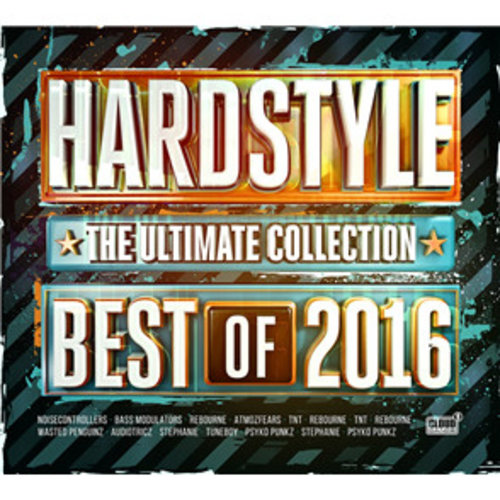Hardstyle T.U.C. Best of 2016
