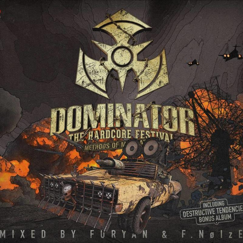 Dominator - Methods Of Mutilation 2016