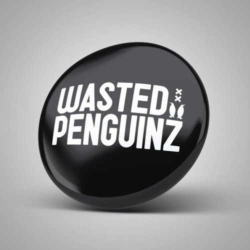 Wasted Penguinz Button