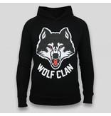 Wolf Clan Black Hoody