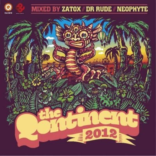 The Qontinent - 2012