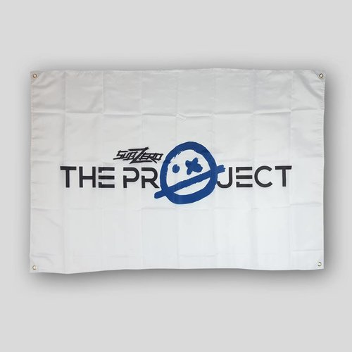 Sub Zero - The Project Flag