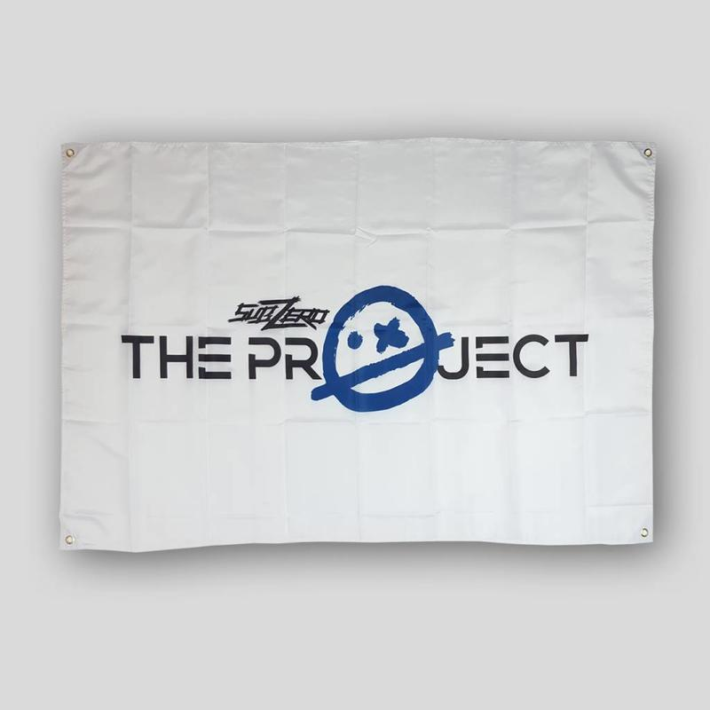 Sub Zero - The Project Flag