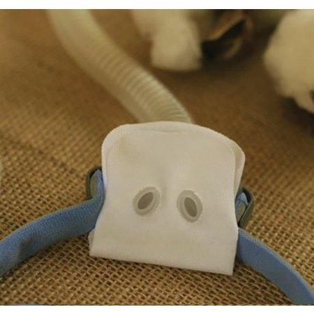 RemZzzs CPAP-masker liner voor neuskussen masker, proefpakket van 6 stuks