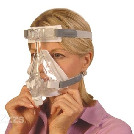 RemZzs CPAP-mask liner for full face mask, 6 day sample pack