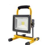 OPLAADBARE LED-BOUWLAMP 20W