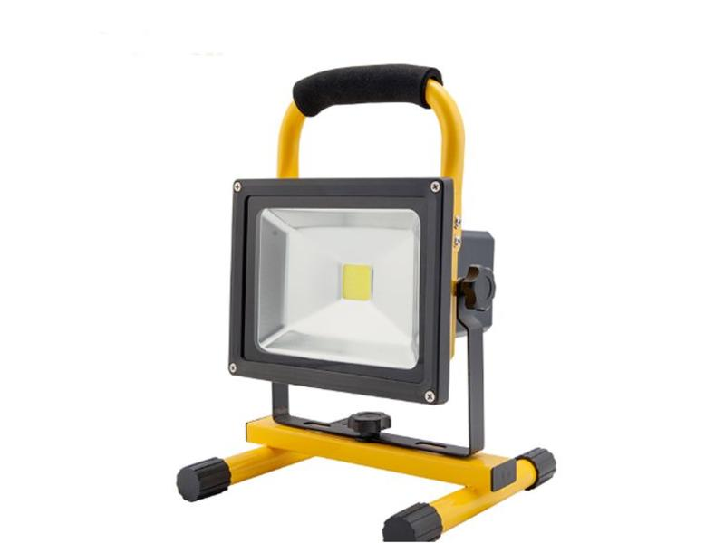 OPLAADBARE LED-BOUWLAMP 20W