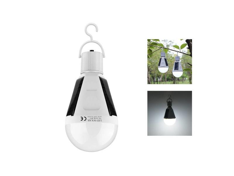 Solar Lampen Tuin : Solar led lamp voor in de tuin of op camping dealsinabox.be