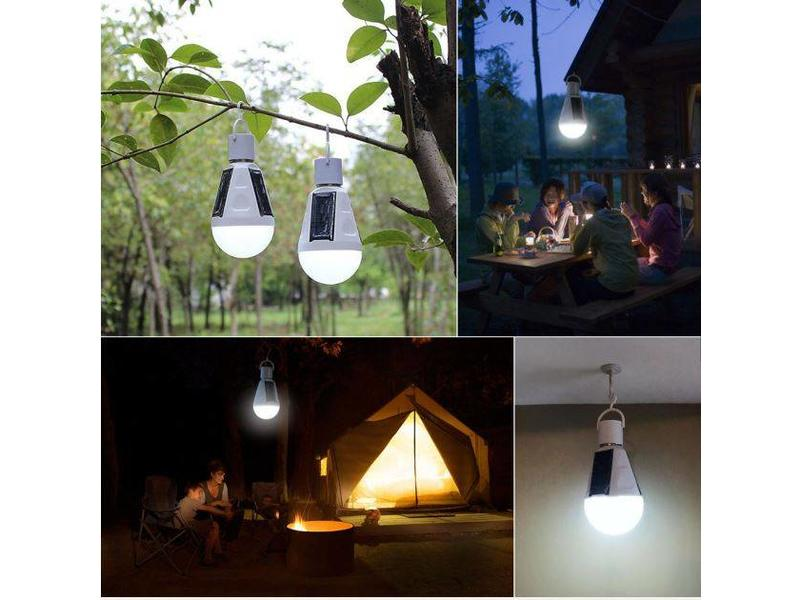 Solar Lampen Tuin : Solar led lamp voor in de tuin of op camping dealsinabox be